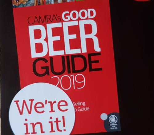 Good Beer Guide 2019...